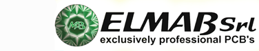 Elmab S.r.l. - exclusively professional PCB's